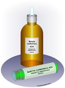 Baryta carbonica - image BARYTA-CARBONICA-gocce-granuli on http://rimediomeopatici.com