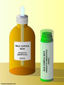 Nux vomica - image NUX-VOMICA-gocce-granuli_5.53 on http://rimediomeopatici.com