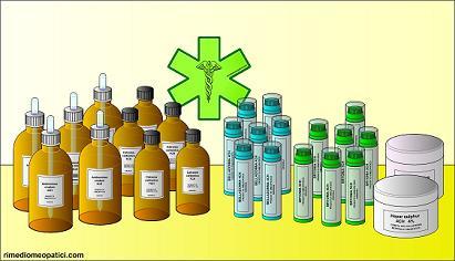 Forme farmaceutiche omeopatiche