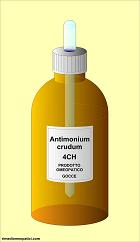 Antimonium crudum - image ANTIMONIUM-CRUDUM-gocce on https://rimediomeopatici.com