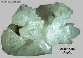 Arsenicum album - image ARSENOLITE on https://rimediomeopatici.com