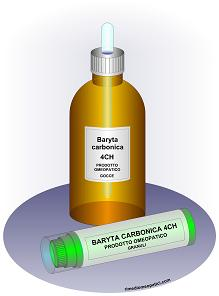 Baryta carbonica - image BARYTA-CARBONICA-gocce-granuli on https://rimediomeopatici.com