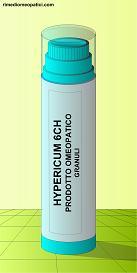 Hypericum - image HYPERICUM-granuli_3.5 on https://rimediomeopatici.com