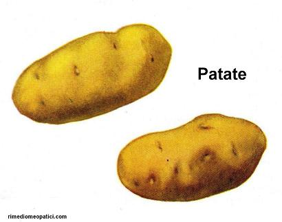 Per maturare foruncoli e ascessi - image PATATE5 on https://rimediomeopatici.com
