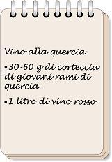 W i segreti della nonna - image Vino-alla-quercia-6 on https://rimediomeopatici.com