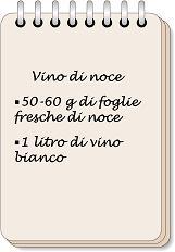 W i segreti della nonna - image Vino-di-noce-6 on https://rimediomeopatici.com