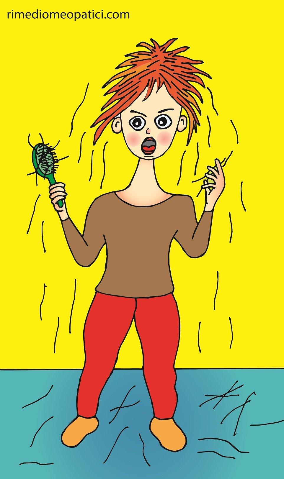 Alopecia Calvizie